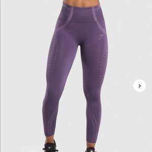 🎉HP🎉Gymshark apex purple leggings